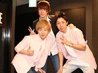 大河&YO-SUKE合同バースデーイベント!