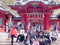 VOCE 箱根温泉旅行!